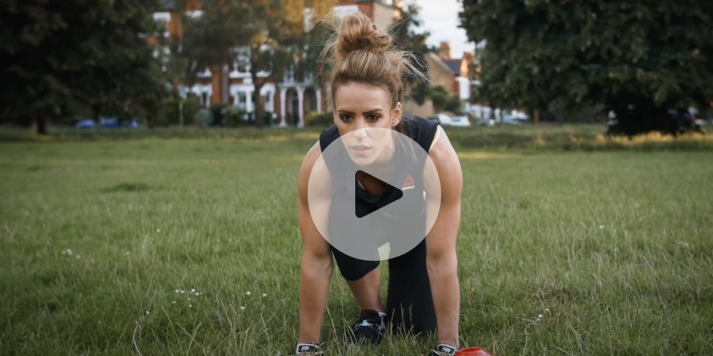 Women's Health – Train and Gain Fitness Promo Shoot